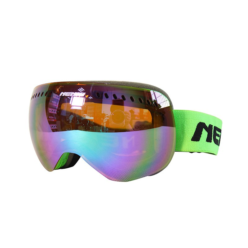 Snow-goggle-NK-1001-Green