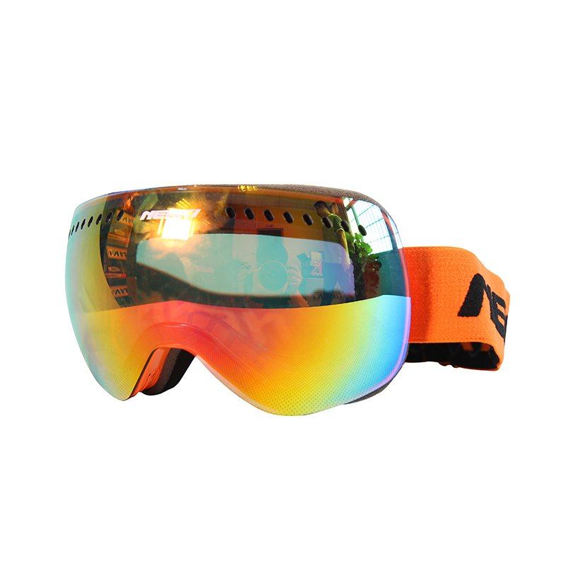 Snow-goggle-NK-1001-Orange