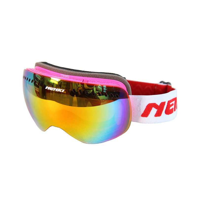 Snow-goggle-NK-1001-Pink
