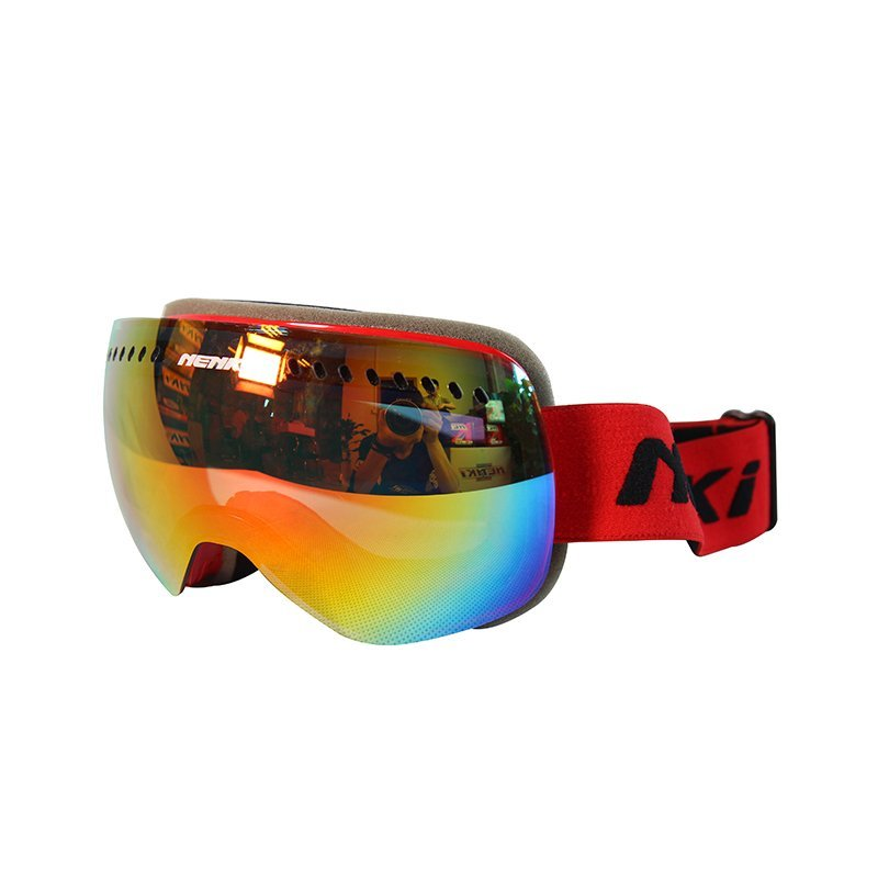 Snow-goggle-NK-1001-Red