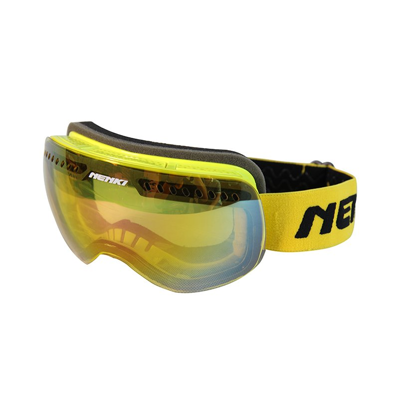 Snow-goggle-NK-1001-Yellow