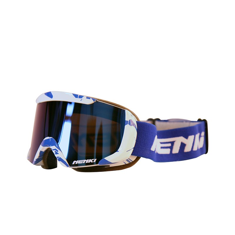 Ski-goggle-NK-1003-Kids-White-Blue
