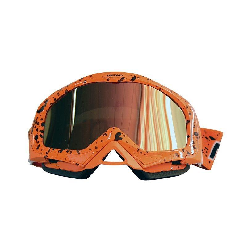 NK-1022-Ski-Goggle-Orange