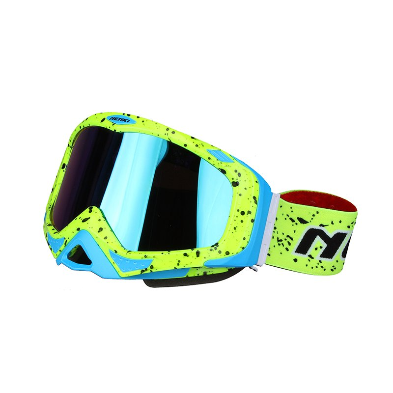 Ski-Goggle-NK-1022-Yellow