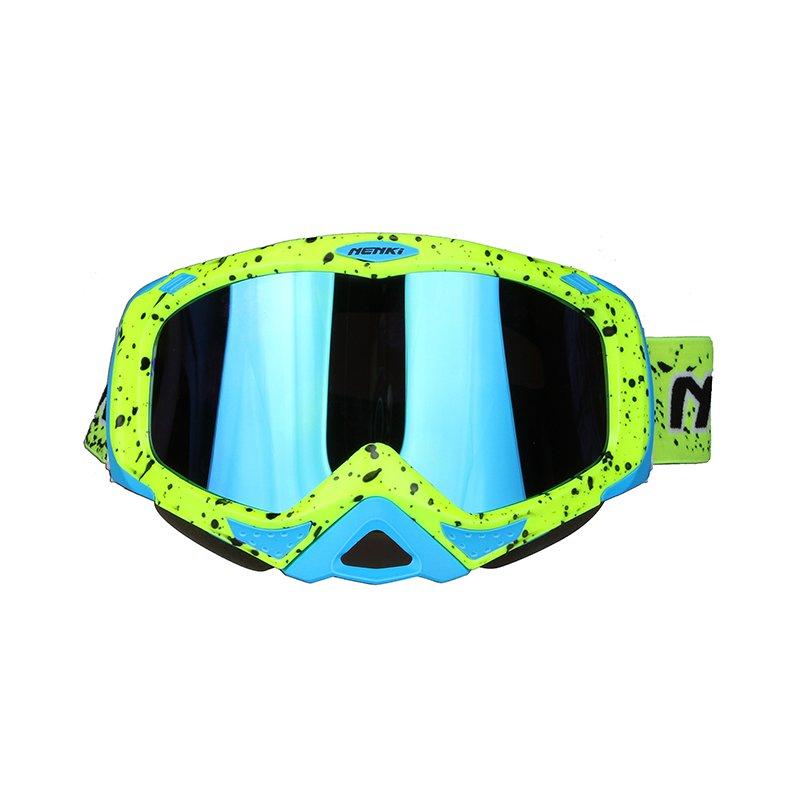 Ski-Goggle-NK-1022-Yellow