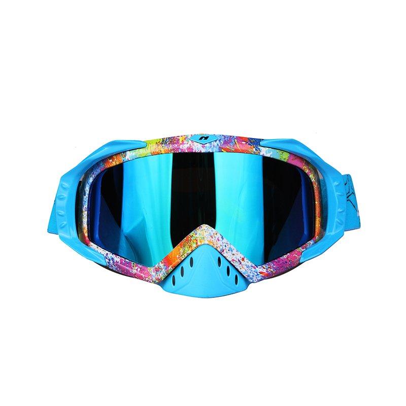 Ski-Goggle-NK-1023-Blue