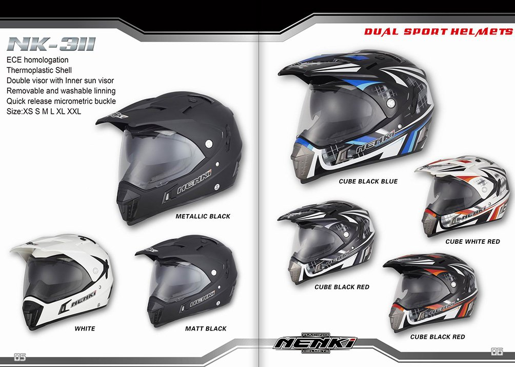 NENKI 2017 HELMETS COLLECTION04