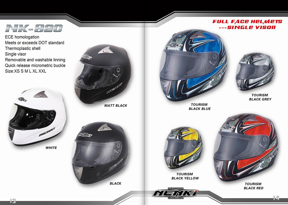 NENKI 2017 HELMETS COLLECTION08