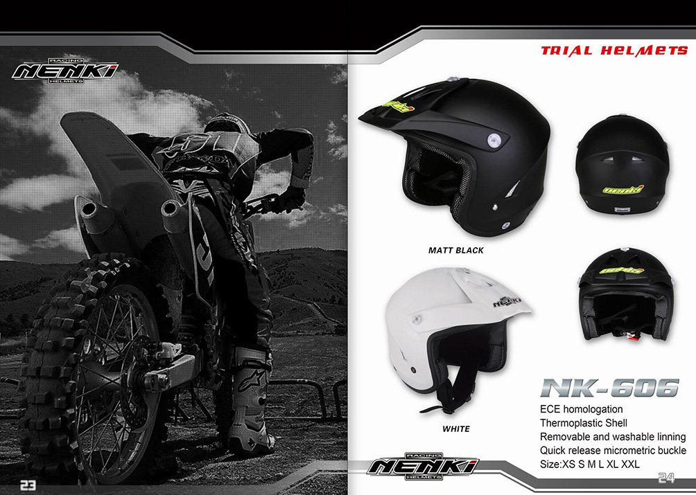 NENKI 2017 HELMETS COLLECTION13