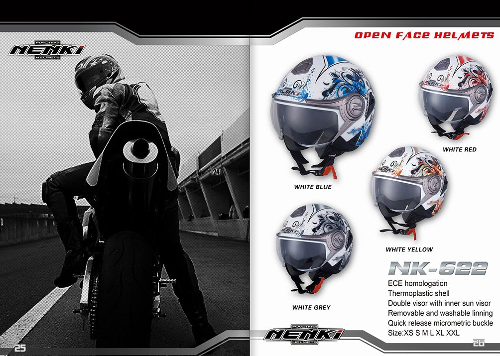 NENKI 2017 HELMETS COLLECTION14