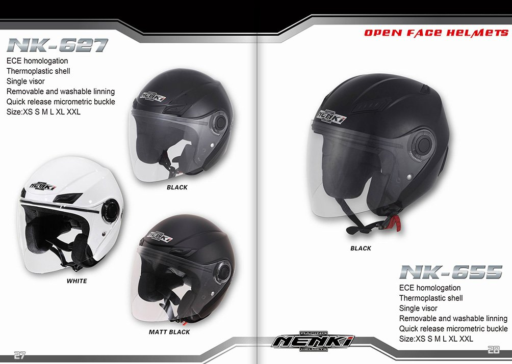 NENKI 2017 HELMETS COLLECTION15